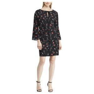 American Living Womens Party Dress Crepe Cocktail